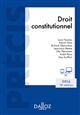 DROIT CONSTITUTIONNEL. EDITION 2016 - 18E ED.
